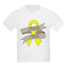 Endometriosis Standing Strong T-Shirt
