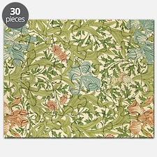 Willliam Morris Iris Pattern Puzzle