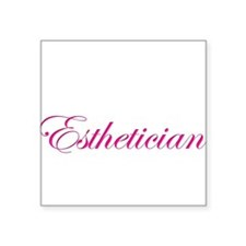 esthetician1 Sticker
