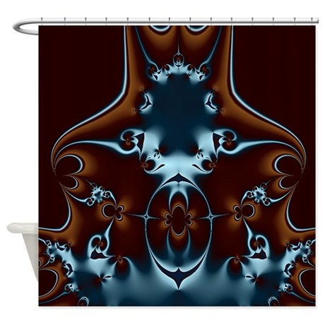 Crest Shower Curtain By Skaylakidesigns