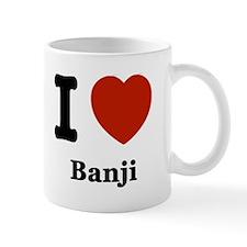 I love Banji Mug
