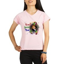 Autism Rosie Cartoon 1.2 Performance Dry T-Shirt