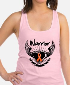 Multiple Sclerosis Warrior Racerback Tank Top