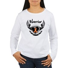 Multiple Sclerosis Warrior Long Sleeve T-Shirt