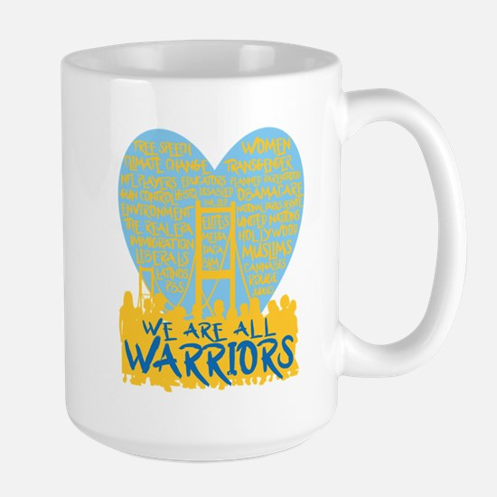We Are All Warriors Mugs