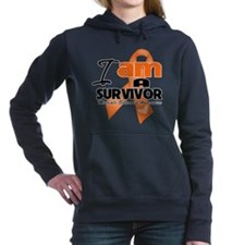 I am a Survivor MS Awareness Hooded Sweatshirt