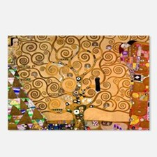 Klimt Tree of Life Postcards (Package of 8)