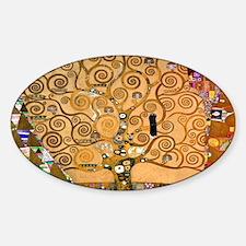 Klimt Tree of Life Decal