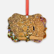 Klimt Tree of Life Ornament