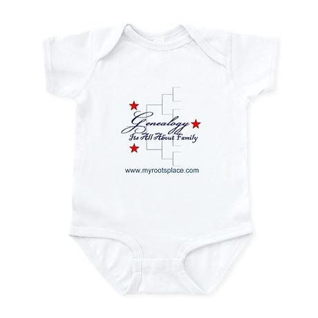 Genealogy Infant Bodysuit