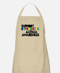 Support Differences - Autism Awareness Apron