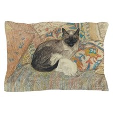 Steinlen Cat Pillow Case