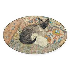Steinlen Cat Decal