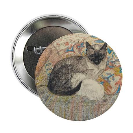"""Steinlen Cat 2.25"""" Button"""