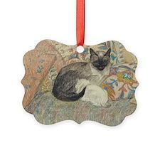 Steinlen Cat Ornament
