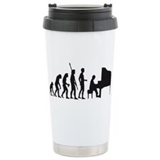 Unique Piano Travel Mug