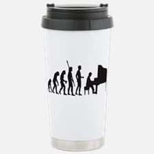 Cute Piano Travel Mug