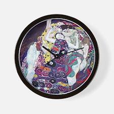 Klimt work Wall Clock