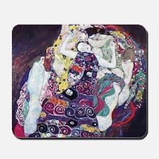 Klimt work Mousepad