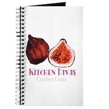 """""""Kitchen Divas"""" Journal"""