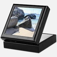 Blissful Beach Keepsake Box