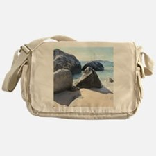 Blissful Beach Messenger Bag