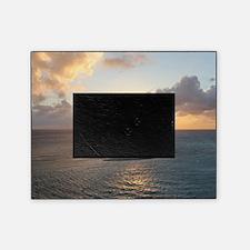 Aruba Sunset Picture Frame