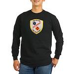 NOFD First Responder Long Sleeve Dark T-Shirt