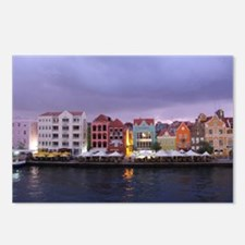 Curacao Dusk Postcards (Package of 8)