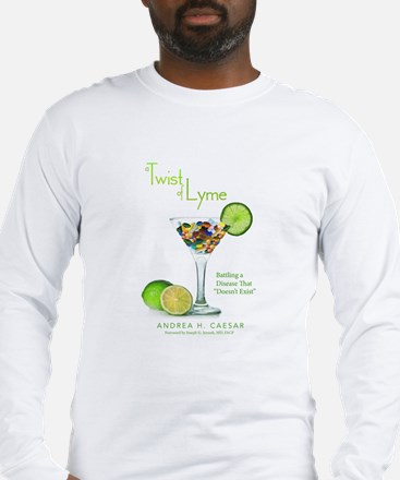 A Twist of Lyme Long Sleeve T-Shirt