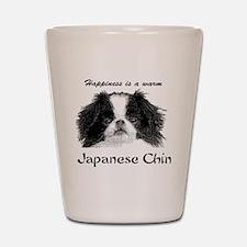 Warm Chin Shot Glass