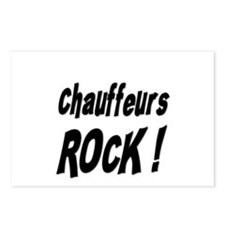 Chauffeurs Rock ! Postcards (Package of 8)