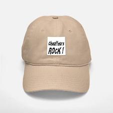 Chauffeurs Rock ! Baseball Baseball Cap