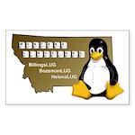 Sticker Montanalinux.org