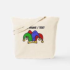 Custom Jester Hat Tote Bag