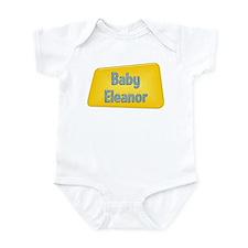 Baby Eleanor Infant Bodysuit