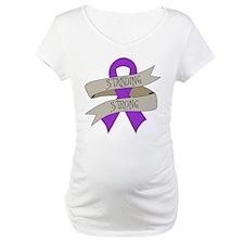 Alzheimers Disease Standing Strong Shirt