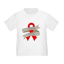 AIDS Standing Strong T-Shirt