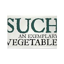 Jane Austen Vegetable Magnets