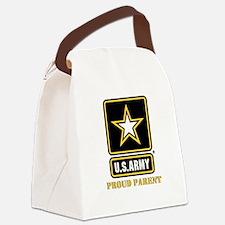 U.S. Army Proud Parent Canvas Lunch Bag