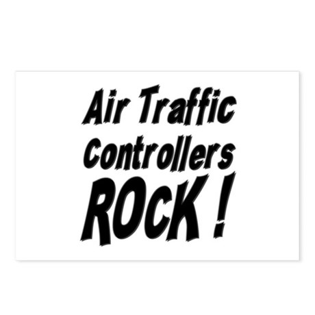 Air Controllers Rock ! Postcards (Package of 8)