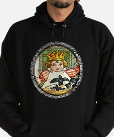 The King and The Pie Hoodie