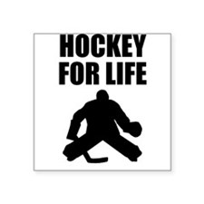 Hockey For Life Sticker