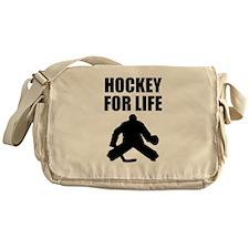 Hockey For Life Messenger Bag