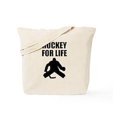 Hockey For Life Tote Bag