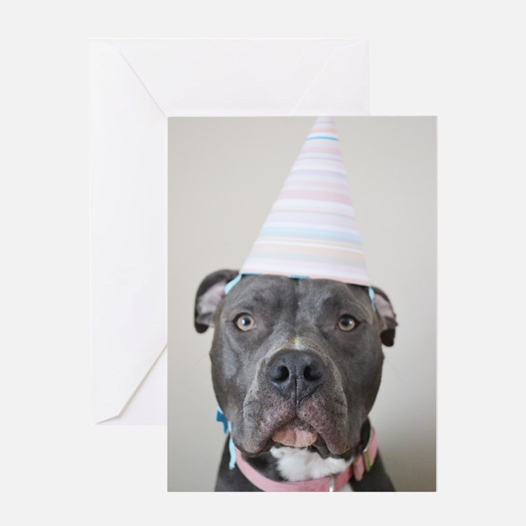 Birthday Tater Greeting Card