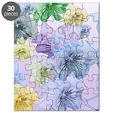 Pastel Floral Dream Puzzle