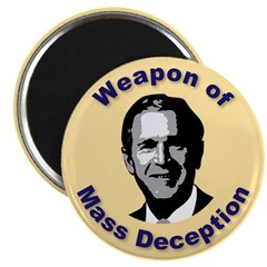 Weapon of Mass Deception Magnet