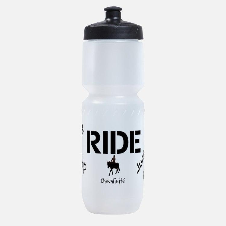 Horse Theme Design #70000 Sports Bottle