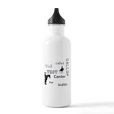 Horse Design #52000 Sports Water Bottle